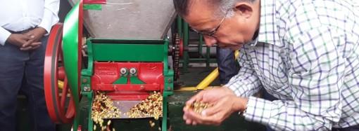 Arranca zafra cafetera; se estima producción de más de 68 mil quintales