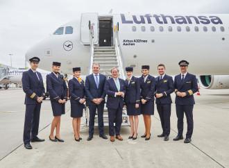 Lufthansa promueve la tecnología sostenible en aviación