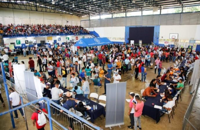 Más de 15 mil panameños han acudido a las ferias de oportunidades