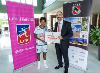 Bern Hotels premia a jugadora de la semana de la LFF