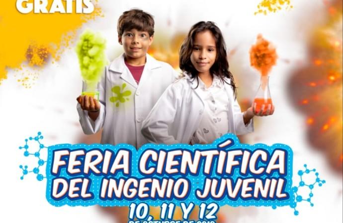 Hoy arranca la XXII Feria Científica del Ingenio Juvenil de Panamá