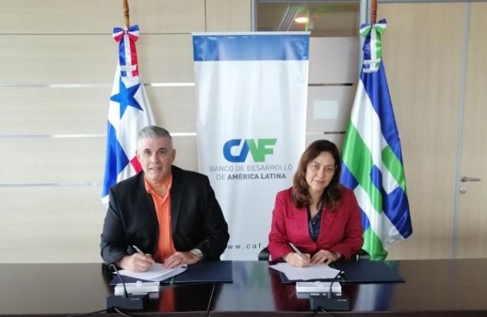 Convenio entre CAF y FUNDAAC promoverá la tecnificación del sector agroalimentario