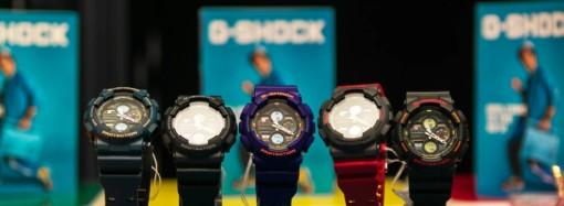 G-SHOCK presenta en Panamá nueva colección inspirada en los 90