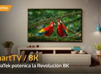 MediaTek lanza S900 a nivel mundial para alimentar televisores inteligentes 8K