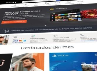 Sony es galardonado como la mejor empresa retail en el eCommerce Awards Panamá 2019