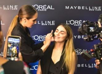 Llega a Panamá la primera catedral de maquillaje para L'Oréal Paris y Maybelline New York