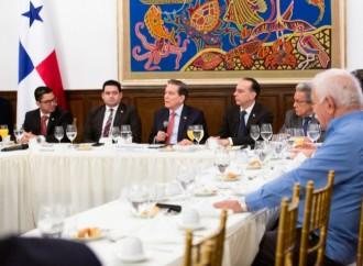 Presidente Cortizo Cohen advierte que Panamá está por encima de intereses particulares y de partidos políticos