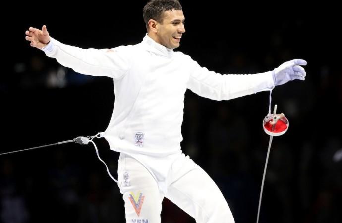 Campeón olímpico venezolano Rubén Limardo, emocionado por los primeros Panam Sports Awards