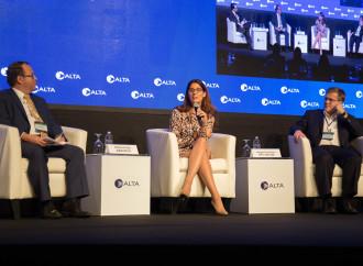 Hoy continúa la 16a edición delALTA AIRLINE LEADERS FORUM, el mayor evento de líderes de la aviación comercial en América Latina y el Caribe