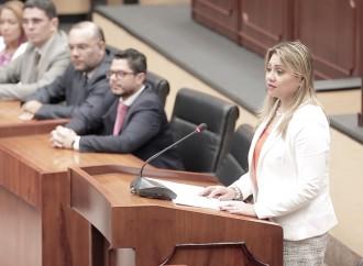 """Ministra de Trabajo presenta proyecto """"Aprender Haciendo"""" ante Asamblea de Diputados"""