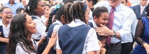 Gobierno Nacional inaugura primera etapa del Centro Cultural Metropolitano