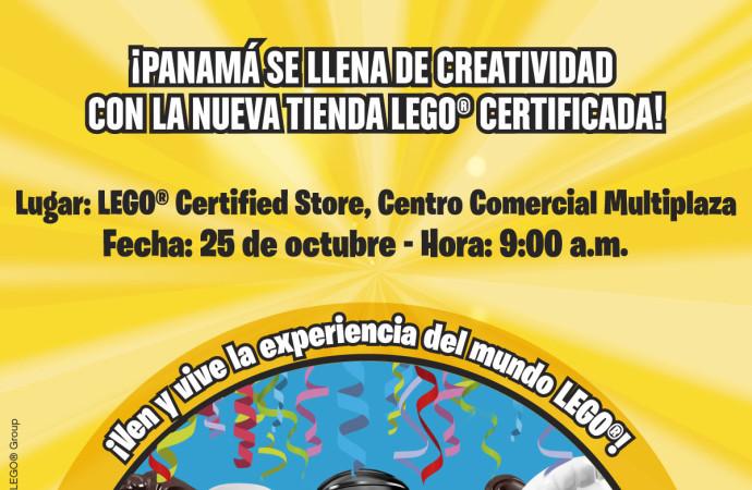 Una experiencia de juego única llegará a Multiplaza:LEGO®