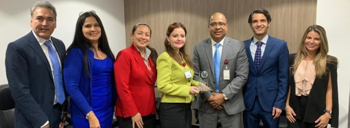 Bank of New York Mellon hace reconocimiento a Multibank