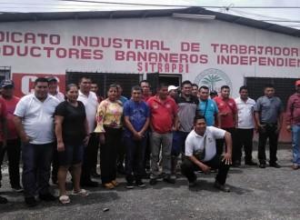 SITRAPBI declara Huelga en 5 fincas de empresa bananera Ilara Holding Inc.