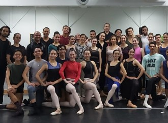 "Clases magistrales de ""Vaganova"" para bailarines del Ballet Nacional"