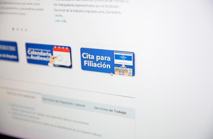 Filiaciones para permisos laborales ahora se hacen en línea