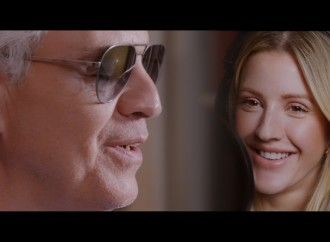 Andrea Bocelli & Elli Goulding estrenan «Return to Love»