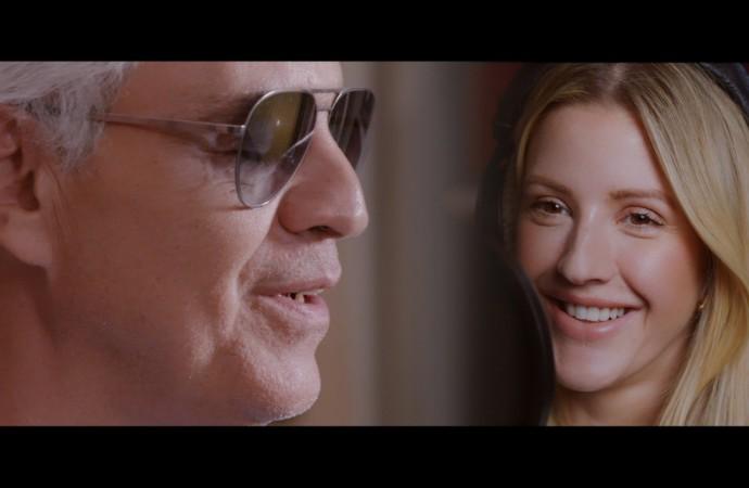 "Andrea Bocelli & Elli Goulding estrenan ""Return to Love"""
