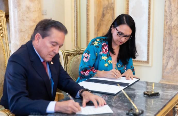Presidente Cortizo Cohen sanciona leyes y tratados internacionales