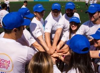 Samsung dará vida a espacios de aprendizaje a ocho escuelas de la región durante el Mes de Voluntariado