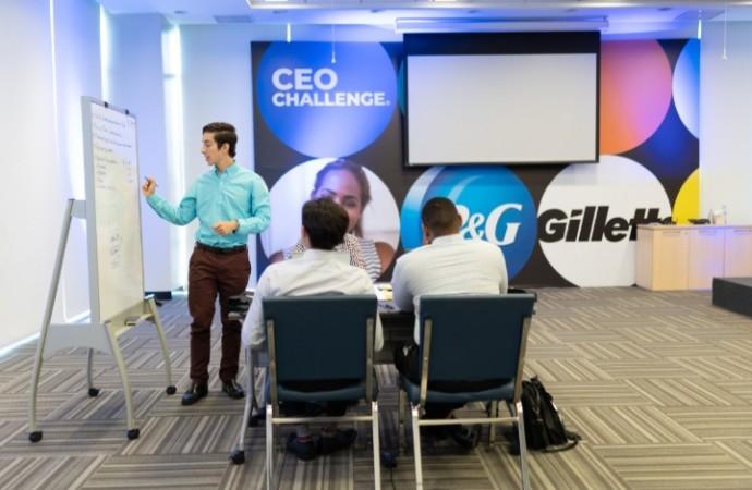 P&G reta a estudiantes universitarios a sumarse al CEO Challenge 2020