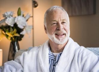 Tagrisso es el único tratamiento en primera línea para el cáncer de pulmón no microcítico con mutación del EGFR que brinda una mediana de supervivencia global de más de tres años