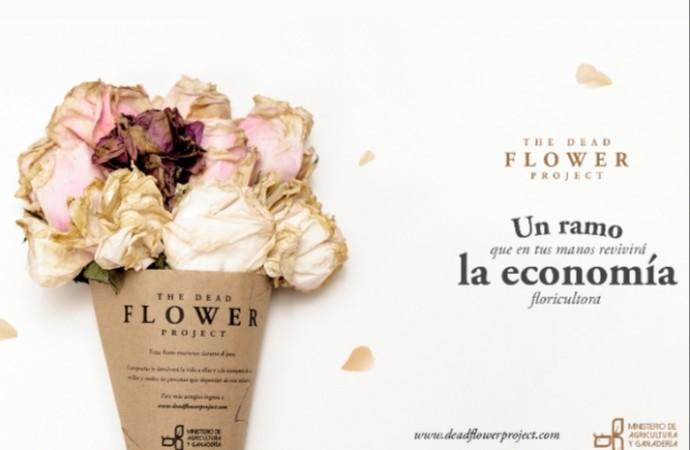Paradais DDB presenta su campaña The Dead Flower Project