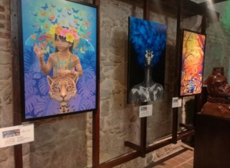 Obras del Roberto Lewis 2019 estarán expuestas en la Galería Juan Manuel Cedeño