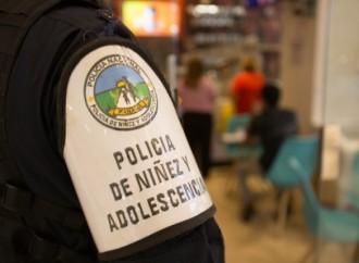 Mitradel realiza recorrido nocturno de Prevención y Protección de trabajo infantil en el área del Dorado