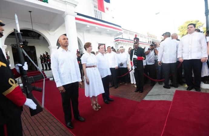 Presidente Cortizo Cohen destaca humildad de Mariano Rivera