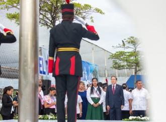 Presidente anuncia que culminará proyecto de Renovación Urbana de Colón
