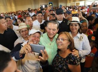 Presidente Cortizo Cohen tiende puente para diálogo permanente a educadores de AEVE