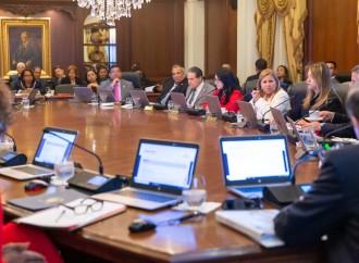 Consejo de Gabinete atiende situación de emergencia en Chiriquí, Coclé y Panamá Oeste por estragos de las lluvias