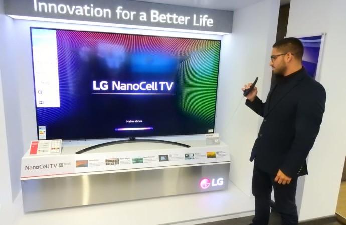 LG presenta sus últimas tendencias para esta época especial del año