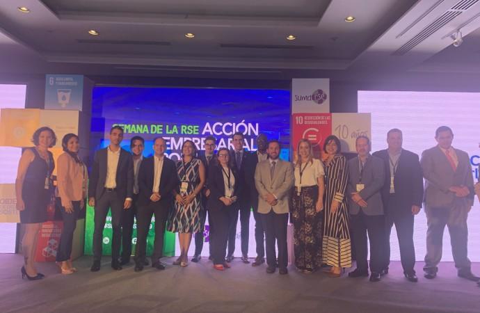 Movistar participa en semana de la RSE con modelo de economía circular que inspira a clientes y proveedores