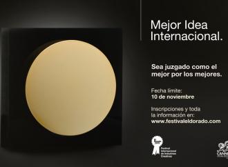 """Festival ElDorado premia a la """"Mejor Idea Internacional"""""""