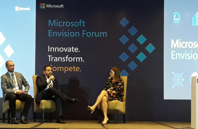Microsoft Envision Forum le apuesta a acelerar la transformación digital de Panamá