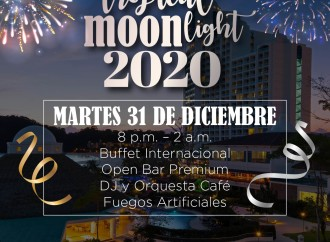 Westin Playa Bonita te invita a recibir el año 2020 en el Tropical Moon Light
