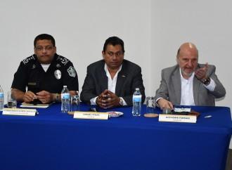 Refuerzan y trabajan en acciones de seguridad para la Zona Libre de Colón