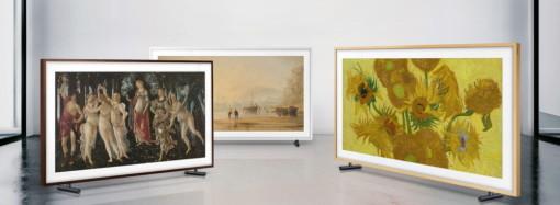 El arte tiene un nuevo lienzo con The Frame