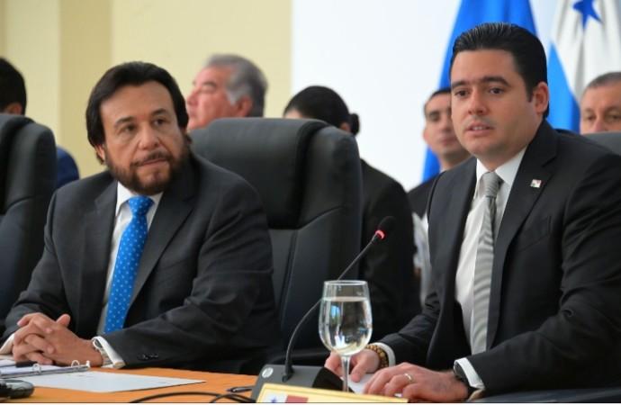 Vicepresidente Carrizo participa en reunión del SICA
