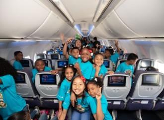 """""""Viaje inolvidable"""" de Copa Airlines cumplió el sueño de «La nueva clase ejecutiva» de Panamá"""