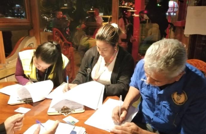 Autoridades detectan contrataciones ilegales en bares y restaurantes