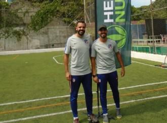 Niños panameños se benefician de alianza entre Herbalife Nutrition y el Atlético de Madrid