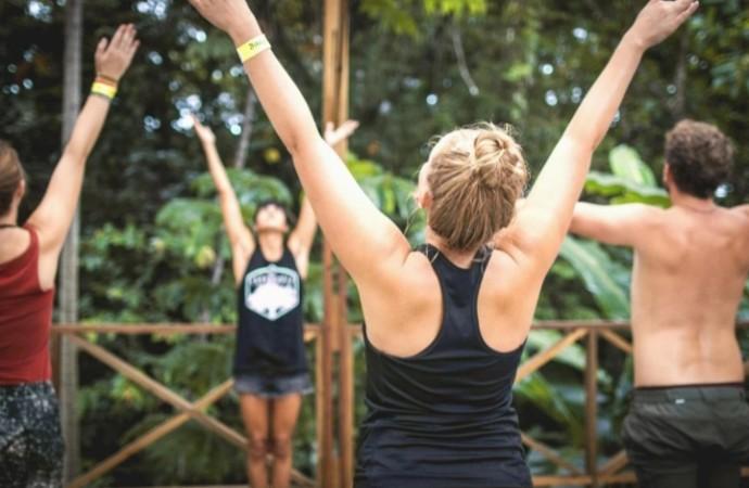 Disfruta de la semana de bienestar en Bocas Del Toro Red Frog