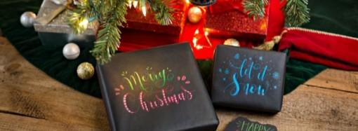 Dale un toque personal a las fiestas decembrinas con el uso del lettering