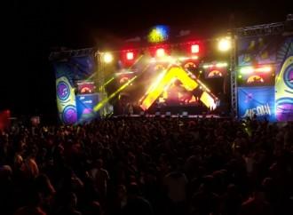 Boquete disfrutó al estilo RoadTo Golden Fest con J Álvarez