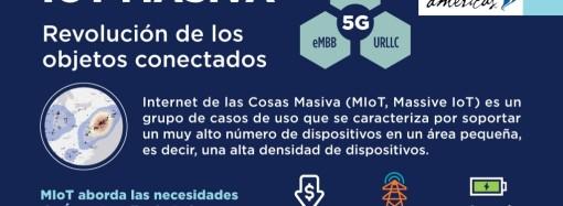 5G revolucionará la forma en que los objetos se conectan