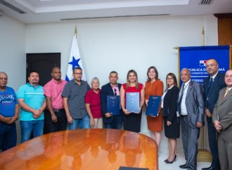 Tropigas S.A. y sus trabajadores firman acuerdo laboral ratificado por Mitradel