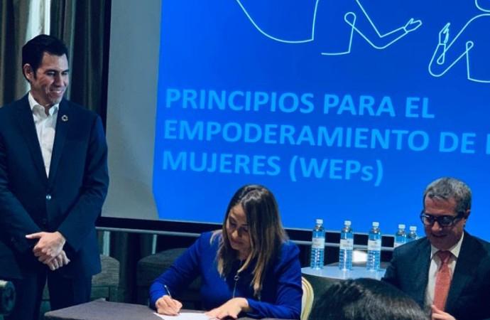 InterEnergy Group Panamá Ratifica su compromiso con la Igualdad de Género a través de la firma de los WEPs